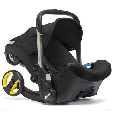 siège bébé auto et pousette